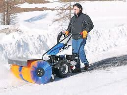 """""""Sweepers Make it Cleaner,  Hire us, Become A Believer"""" Edmonton Edmonton Area image 2"""
