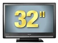 """32"""" tv ,very good working ,need quick sale £70,"""
