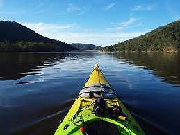 WANTED: Mission Eco Bezhig 540 Sea Kayak... Coombs Molonglo Valley Preview