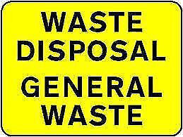ANY JUNK 07939187450 GENERAL HOUSEHOLD RUBBISH CLEARANCE MAN VAN WASTE COLLECTION REMOVAL DISPOSAL