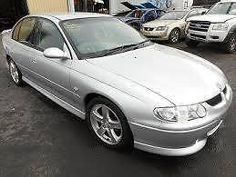 HOLDEN VT VX COMMODORE WRECKING, ENGINE, MOTOR, AUTO GEARBOX ALL
