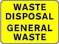 FAST RUBBISH REMOVAL SERVICES ANY WASTE CLEARANCES ALTERNATIVE TO SKIP HIRE TIP RUNS MAN & VAN