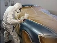 Car Painter Required in Bradford For Immediate Start TOP WAGES PAID