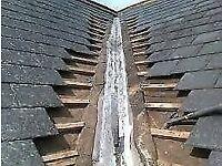 Roofing -Roofer- chimney, slating, tiling, sandstone, facias, soffits, flat roofs,gutters