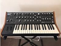 Moog Sub 37 For sale like new