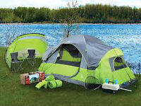 COMPLETE CAMPING SET $125