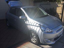 2013 Mitsubishi Mirage **12 MONTH WARRANTY** West Perth Perth City Area Preview