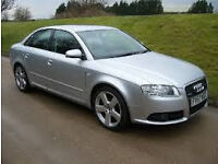 AUDI A4 3.0 TDI S-LINE 2006 FOR PARTS!