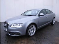 AUDI A6 2.7 TDI S-LINE 2010 FOR PARTS!