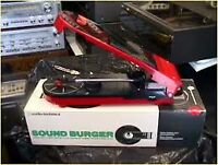 WISHING TO PURCHASE A SOUNDBURGER - YOU GOT ONE?