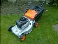 Wanted Flymo Quicksilver Petrol Lawnmower **Caller please get in touch again**
