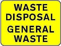 07950655962 GENERAL GARDEN OFFICE BUILDERS JUNK RUBBISH CLEARANCE WASTE COLLECTION REMOVAL DISPOSAL