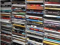GOOD CONDITION COMPACT DISCS WANTED
