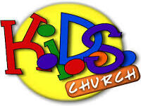 Kids church.. WITH moms and dads