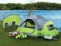 Complete Camping Kit $125