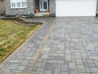 Removing interlock pavers? I can remove for free save on landfil