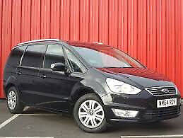 FORD GALAXY BLACK 7 SEATER WITH PCO FOR SALE