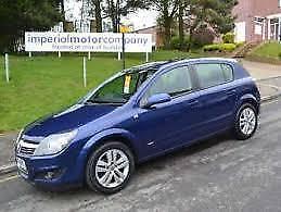 Vauxhall/Opel Astra 1.4i 16v SXi 5 Door Hatch Back