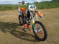 KTM 150 XC,2010,ROAD REGISTERED,HAD FULL REBUILD WITH RECEIPTS,EXC,250,144,125,SX,LOADS OF NEW PARTS
