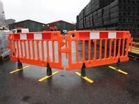 WANTED Orange Pedestrian Road Work Barriers Chapter 8 All Types Considered
