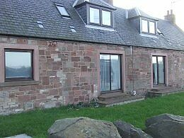 Attractive 2 bed unfurnished cottage in Dunbar