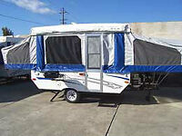 Pan Am Games Tent Trailer for Rent in Welland-$100 per night