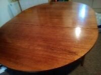 G.plan looking dining table.