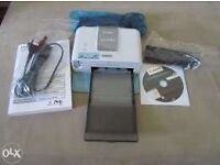 Canon Selphy CP510 Portable Compact Printer Pictbridge USB used once with Box