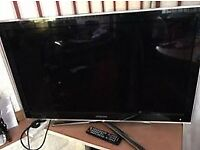 "Samsung HD HDD 3D TV 49 "" 1 of pair 3D glasses"