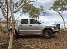 2006 Toyota Hilux Ute 4x4 Mount Isa Mt Isa City Preview