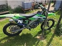 kxf 250