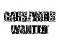 ** NEWTON CARS ** WE WANT YOUR USED CARS, RUNNING OR NON RUNNING, MOT OR MOT FAILURE, CALL US