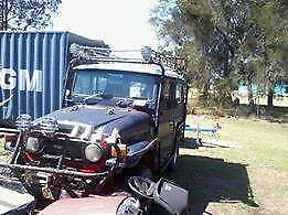 Toyota fj 40 shorty Ipswich Ipswich City Preview