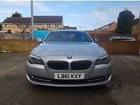 BMW 5 Series 2.0 520d EfficientDynamics 4dr,p/x welcome 1 farmer keeper 2012 (61 reg), Saloon