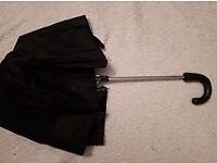 Black umbrell