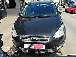 2011 FORD GALAXY ZETEC 2.0 TDCI AUTO MPV, BLACK COLOUR, 5 DOOR.