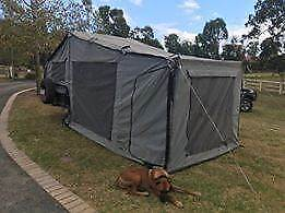 GIC Off Road Camper Trailer Extreme Commando Excellent condition