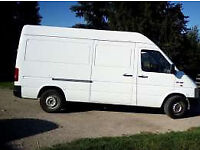 Removals, 2 Men and Van, Clearence Services ( house, garden, garage)