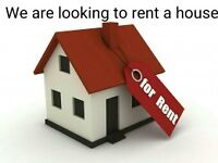 *WANTED* 1-2 Bedroom house, Pets Considered for an Employed couple