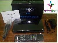 ✫2017★OPENBOX V8S Digital Freesat PVR Full HD TV SAT RECEIVER★12 Mths CHANNELS