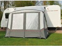 Westfield Easy Air Awning, 2 years old. Excellent condition.