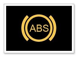 Abs fault lamp delete, functional 3 sec, only at key on