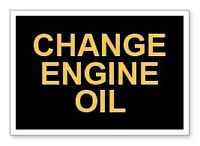 Mobile Lube Oil and Filter Change Great Prices