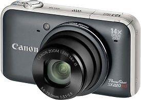 Canon sx220 like new