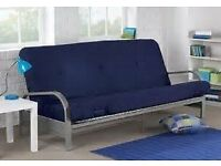 DOUBLE METAL FUTON