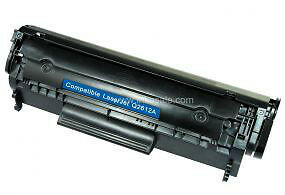 Hp 12A (Q2612A) New Compatible Black Toner Cartridge