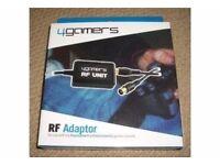 Playstation tv aerial adapter.