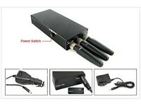 Mobile phone/Black box jammer