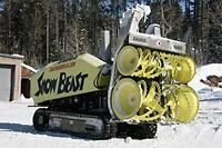 Snow blowing services for Lincoln / oromocto area