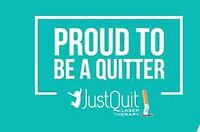QUIT SMOKING WITH LASER TREATMENTS